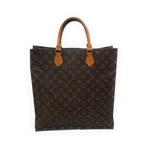 LOUIS VUITTON Vintage Sac Plat Tote Bag Handbag